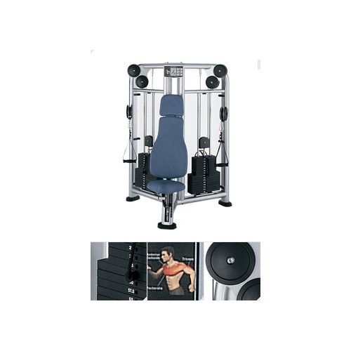 Chest Press - Life Fitness Cable Motion - Wellness Outlet