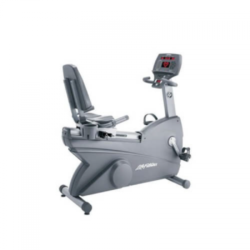 Pacchetto 3 pezzi Life Fitness 95 Silver - Wellness Outlet