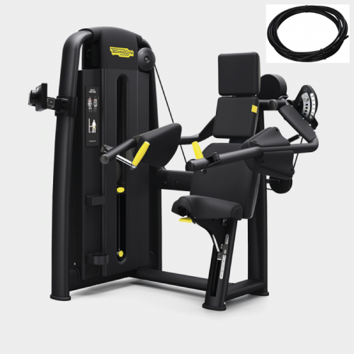 Ricambi cavi delt machine linea Selection - Wellness Outlet