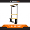 Panca 1000 completa - FITART  - Wellness Outlet