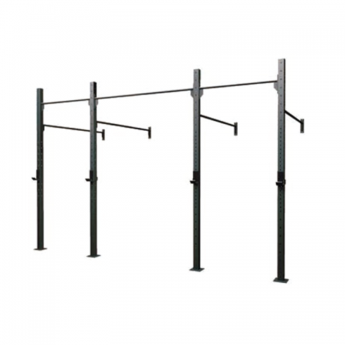 3 campate a muro G60-3M  TOORX - Wellness Outlet