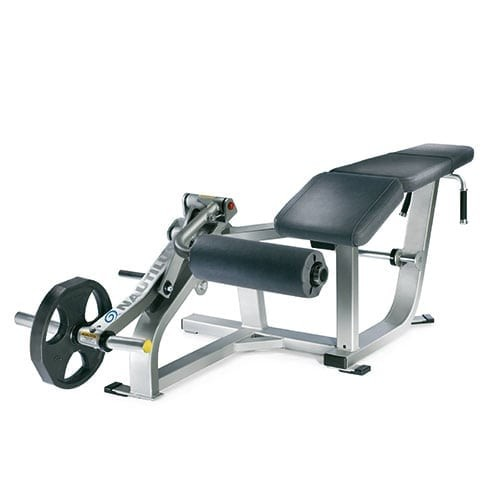 Nautilus Plate loaded prone leg curl - Wellness Outlet