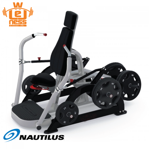 Leverage Chest press - Nautilus - Wellness Outlet