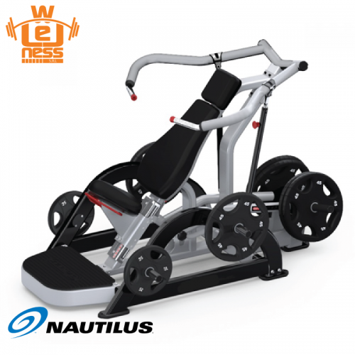 Leverage Incline press - Nautilus - Wellness Outlet