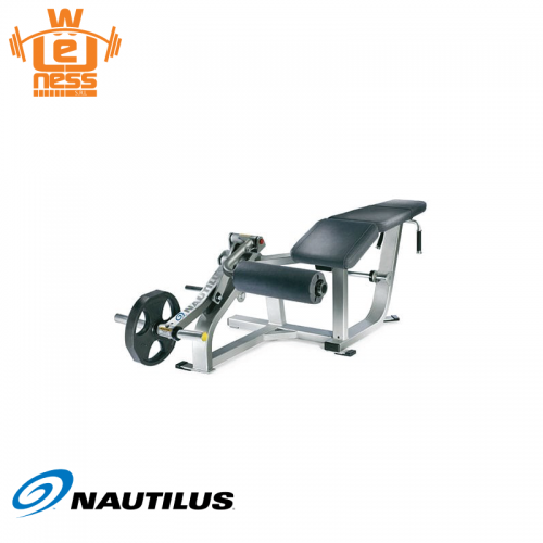 Plate loaded prone leg curl - Nautilus - Wellness Outlet
