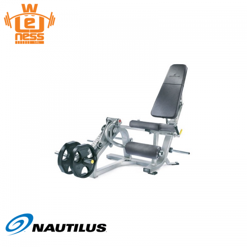 Plate loaded leg extension - Nautilus - Wellness Outlet