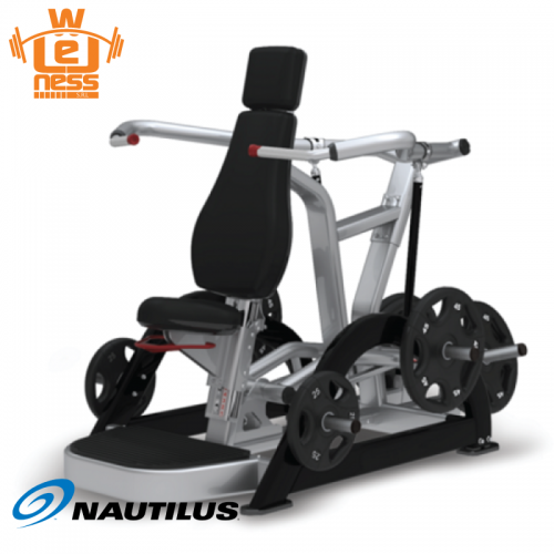 Leverage shoulder press - Nautilus - Wellness Outlet