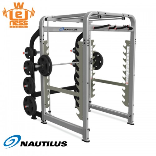 Plate loaded freedom rack - Nautilus - Wellness Outlet