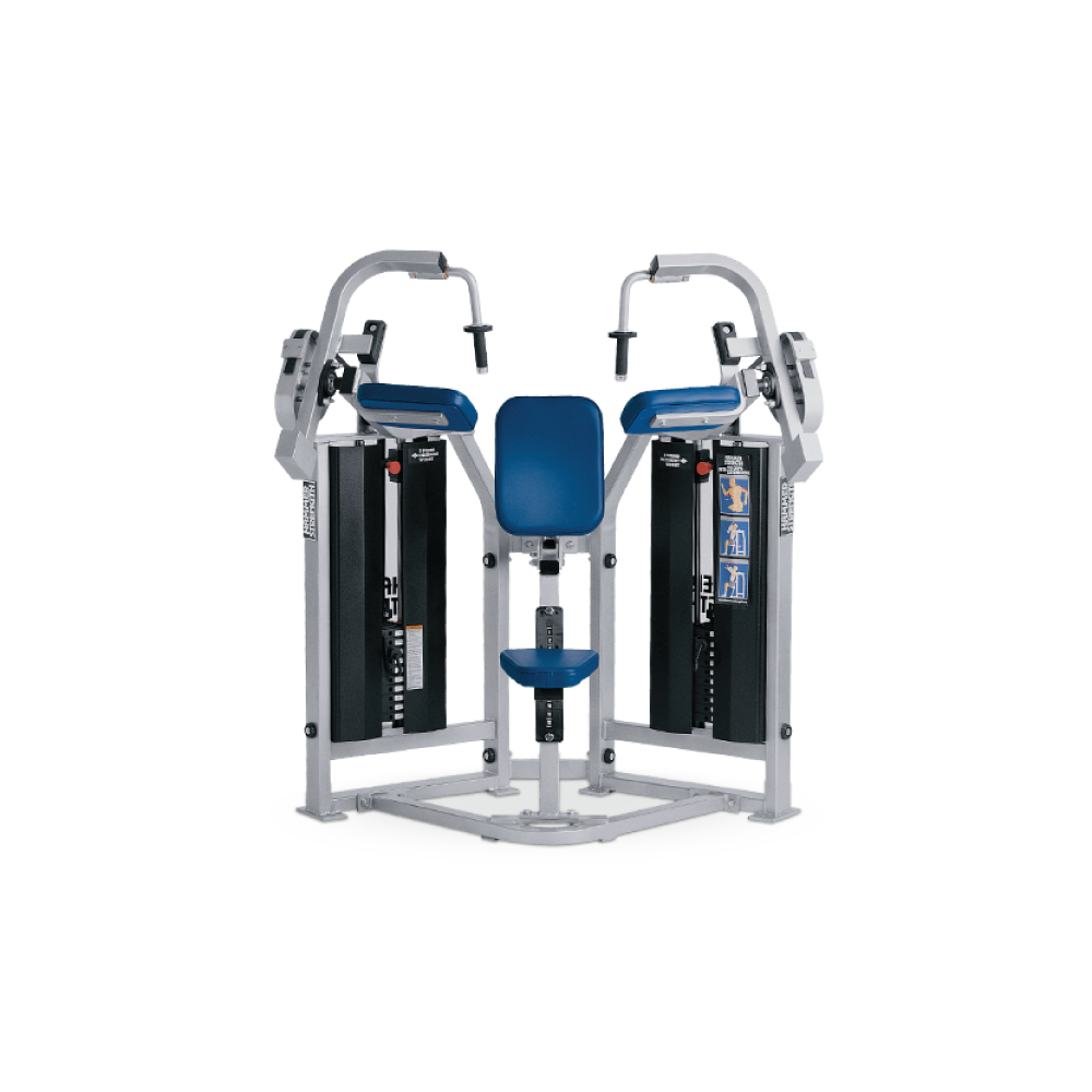 Hammer Strength MTS Iso-Lateral Triceps Extension - Wellness Outlet