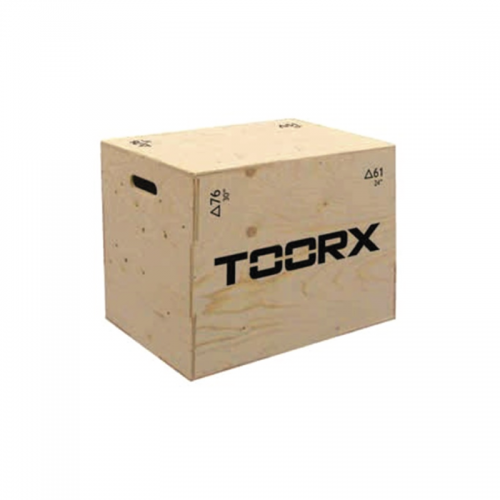 Plyo box 3 in 1 AHF-140 TOORX - Wellness Outlet