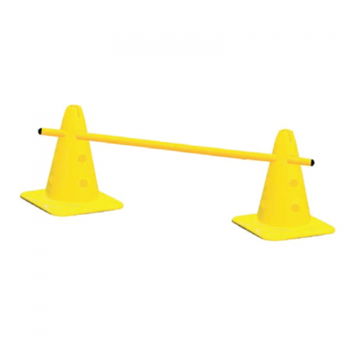 Agility cones and poles set TOORX - Wellness Outlet