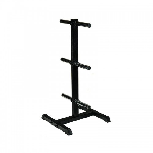Vertical bumper weight plates rack TOORX - Wellness Outlet