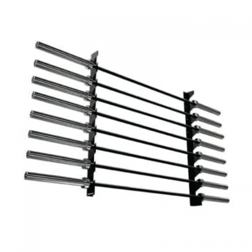 Wall barbells rack (8 places) TOORX - Wellness Outlet