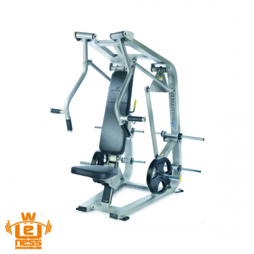 7 machines package - NAUTILUS XPLOAD SILVER - Wellness Outlet