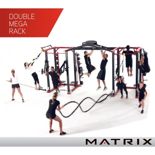 Mega Double Rack Matrix