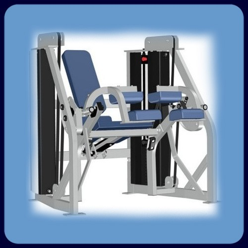Seated leg curl MTS - Life Fitness Hammer Strenght - wellness outlet