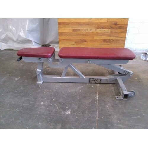 Multi Adjustable Bench - Wellness Outlet - Training stations - wellness outlet