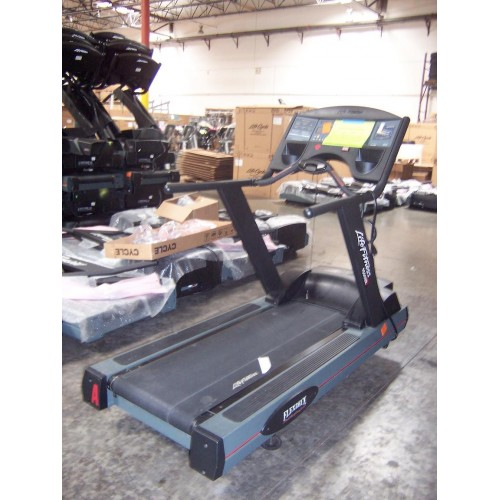 Life fitness 9500 HR next generation treadmill - Tappeti life fitness - wellness outlet
